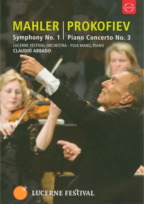 Lucerne Festival 2009: Mahler Symphony No. 1; Prokofiev Piano Concerto No. 3 Movie