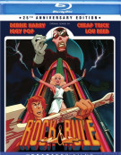 Rock & Rule: 25th Anniversary Edition Blu-ray