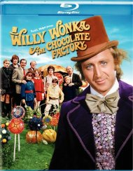 Willy Wonka & The Chocolate Factory Blu-ray