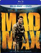 Mad Max (Blu-ray + DVD Combo) Blu-ray