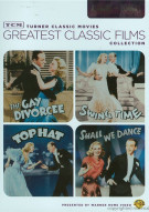 Greatest Classic Films: Astaire And Rogers Movie