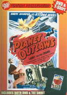 Planet Outlaws DVDTee (Large) Movie