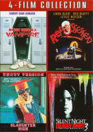 My Best Friend Is A Vampire / Repossessed / Slaughter High / Silent Night, Deadly Night 3: Better Watch Out! (4-Film Collection) Movie