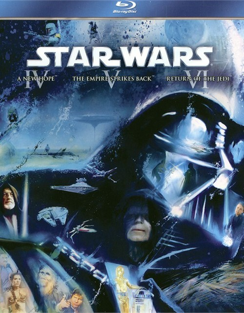 Star Wars: The Original Trilogy Blu-ray