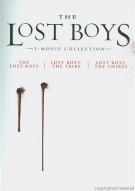 Lost Boys, The: 3-Movie Collection Movie