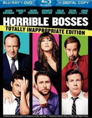 Horrible Bosses: Totally Inappropriate Edition (Blu-ray + DVD + Digital Copy) Blu-ray