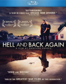 Hell And Back Again (Blu-ray + DVD Combo) Blu-ray