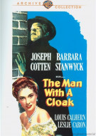 Man With A Cloak, The Movie