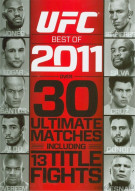 UFC: Best Of 2011 Movie