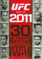 UFC: Best Of 2011 Movie