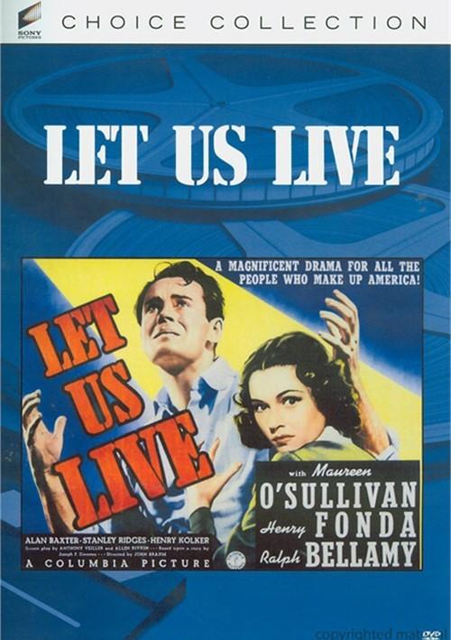 Let Us Live Movie