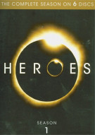 Heroes: Season 1 (Repackage) Movie