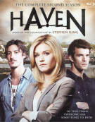Haven: The Complete Second Season Blu-ray