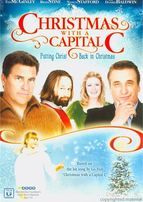 Christmas With A Capital C Movie