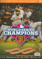 2012 San Francisco Giants: The Official World Series Film Movie