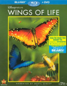 Disneynature: Wings Of Life (Blu-ray + DVD Combo) Blu-ray