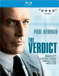 Verdict, The Blu-ray