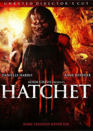 Hatchet III: Unrated Directors Cut Movie