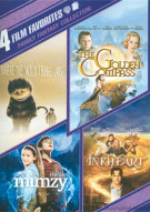 4 Film Favorites: Family Fantasy Collection Movie
