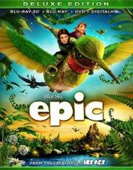 Epic 3D (Blu-ray 3D + Blu-ray + DVD + Digital Copy) Blu-ray