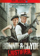 Bonnie & Clyde: Justified (DVD + UltraViolet) Movie