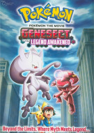 Pokemon The Movie: Genesect And The Legend Awakened Movie