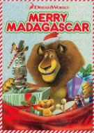 Merry Madagascar Movie
