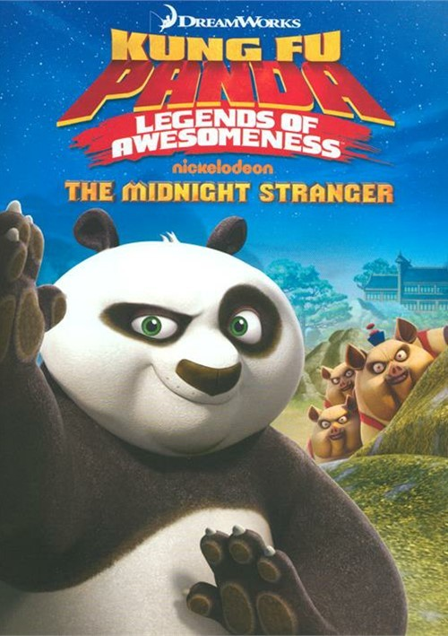 Kung Fu Panda: Legends Of Awesomeness - The Midnight Stranger Movie