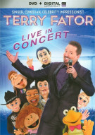 Terry Fator: Live In Concert (DVD + UltraViolet) Movie