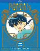 Ranma 1/2: Set 2 Blu-ray