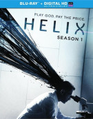 Helix: The Complete First Season (Blu-ray + UltraViolet) Blu-ray