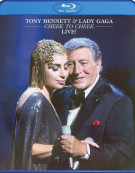Tony Bennett / Lady Gaga: Cheek To Cheek - Live Blu-ray