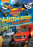 Blaze And The Monster Machines: HIgh-Speed Adventures Movie