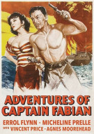 Adventures Of Captain Fabian Movie