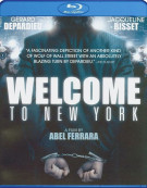 Welcome To New York Blu-ray