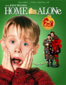 Home Alone (Blu-ray + DVD + UltraViolet) (Repackage) Blu-ray