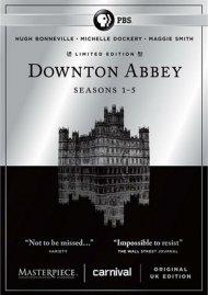 Downton Abbey: Seasons 1-5 Movie