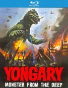 Yongary Monster from the Deep (AKA Taekoesu Yonggary) Blu-ray