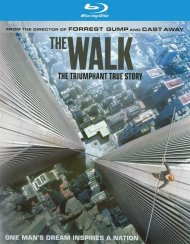 Walk, The (Blu-ray + UltraViolet) Blu-ray