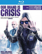 Our Brand Is Crisis (Blu-ray + UltraViolet) Blu-ray