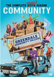 Community: The Complete Sixth Season Movie