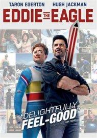Eddie The Eagle (DVD + UltraViolet) Movie