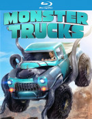 Monster Trucks (4K Ultra HD + Blu-ray + UltraViolet)  Blu-ray
