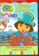 Dora The Explorer: Pirate Adventure Movie