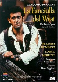 Giacomo Puccini: La Fanciulla del West Movie