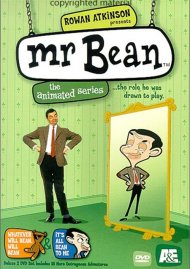 Mr. Bean: The Animated Series DVD Set #2 Movie