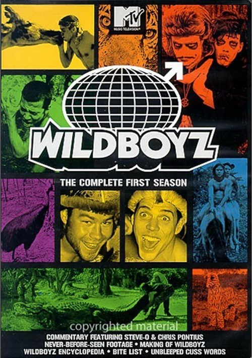 WildBoyz: The Complete First Season Movie