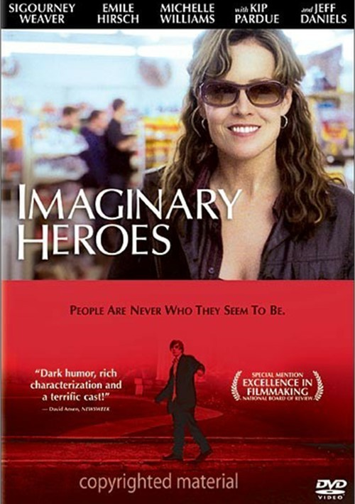 Imaginary Heroes Movie