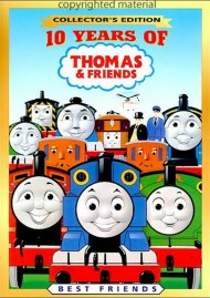 Thomas & Friends: 10 Years Of Thomas & Friends Movie