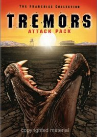 Tremors Attack Pack Movie